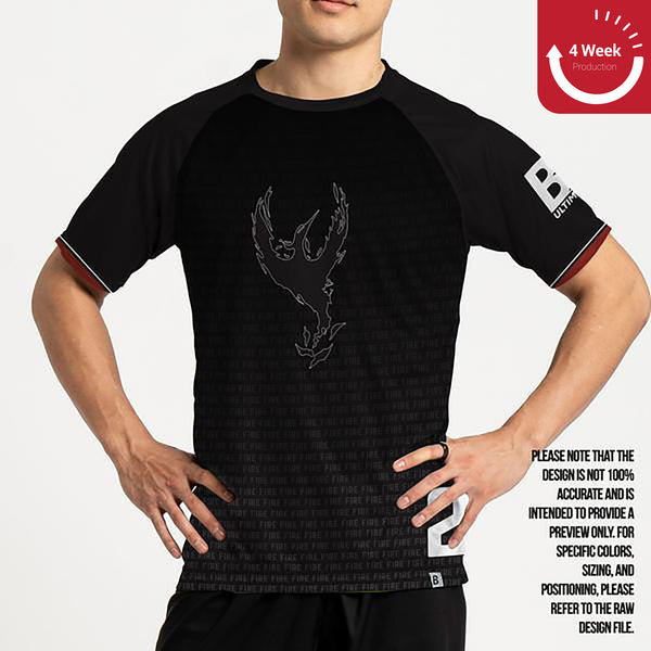Official Replica Dark Short Sleeve | Ottawa Phoenix