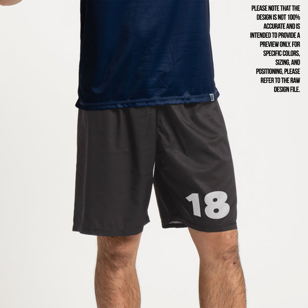 Basic Sub N-Weave Shorts | Academy Ultimate