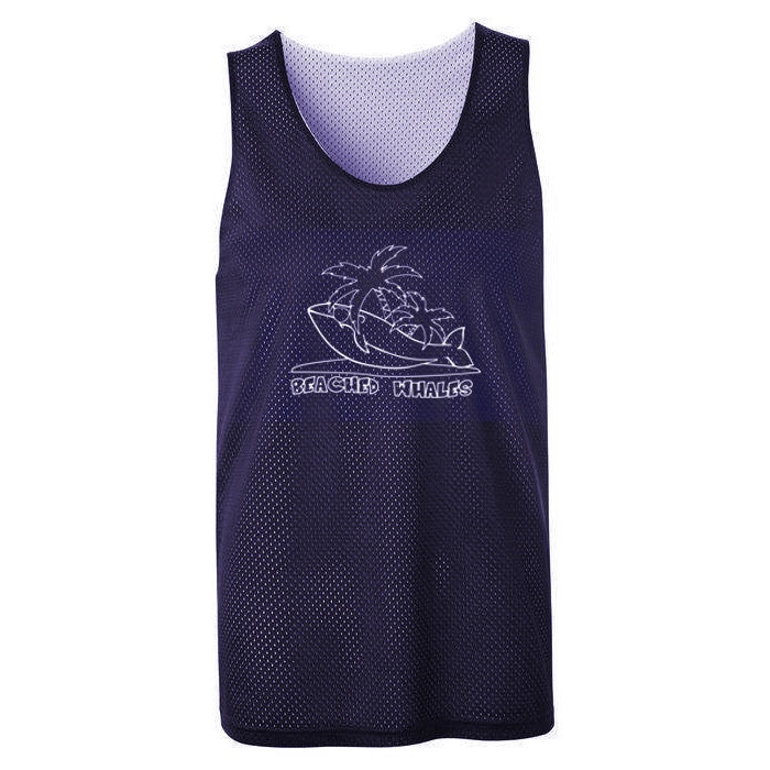 Ultimate Mesh Reversible Tank Top | London Beached Whales