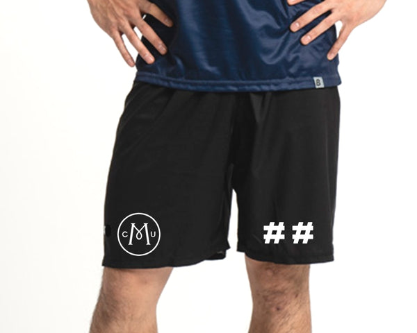 Basic Sub N-Weave Shorts | Club M