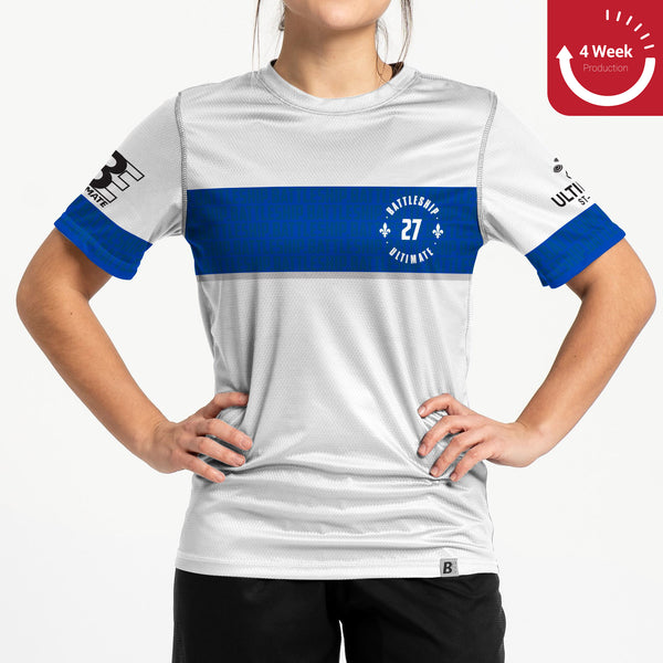 Official Replica Light Short Sleeve | Quebec Battleship