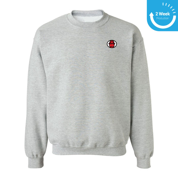 Embroidered Crewneck | Vancouver Furious George Off Season Apparel