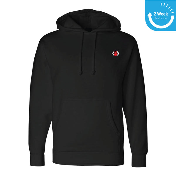 Embroidered Heavy-Fleece Hoodie | Vancouver Furious George Off Season Apparel