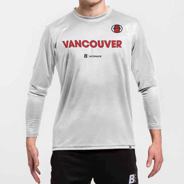 City Training Shirt Long Sleeve | Vancouver Furious George