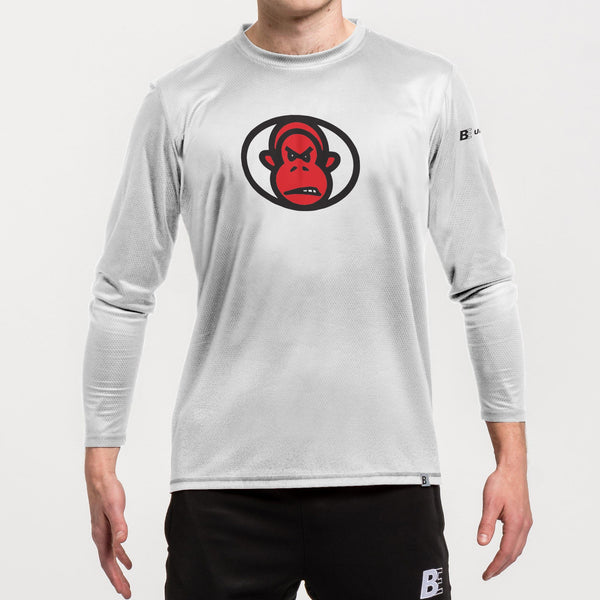 Logo Training Shirt Long Sleeve | Vancouver Furious George