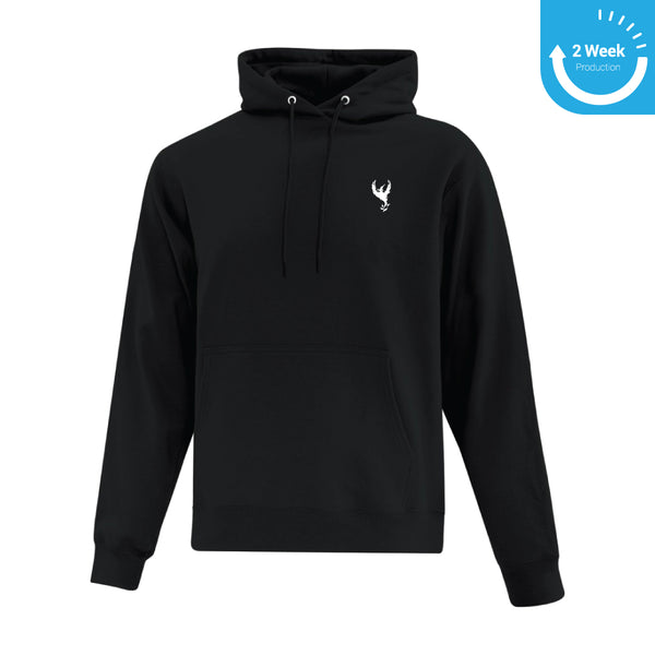 Embroidered Heavy-Fleece Hoodie | Ottawa Phoenix Winter Apparel