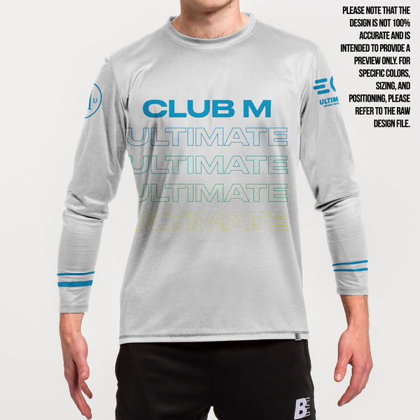 Full Sub N-Knit Long Sleeve Dark | Club M 2020