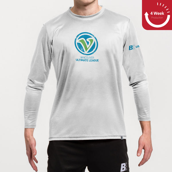 Logo Light Long Sleeve | Vancouver Ultimate League