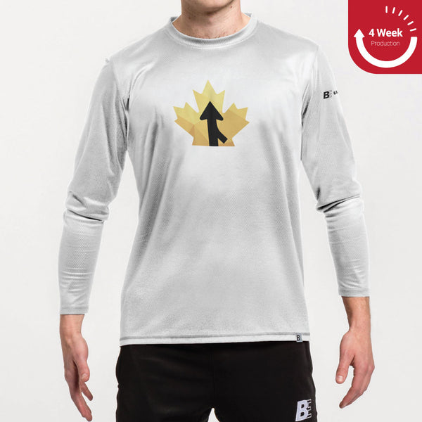 Logo Training Shirt Long Sleeve | Vancouver Traffic
