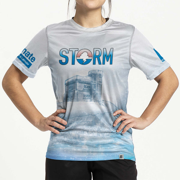 Full Sub N-Knit Short Sleeve Light | St. John's Storm Juniors