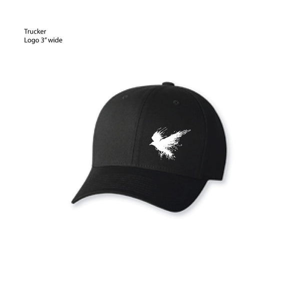 Lo-Pro Trucker Embroidered Hat | Lore Extras Order 2019