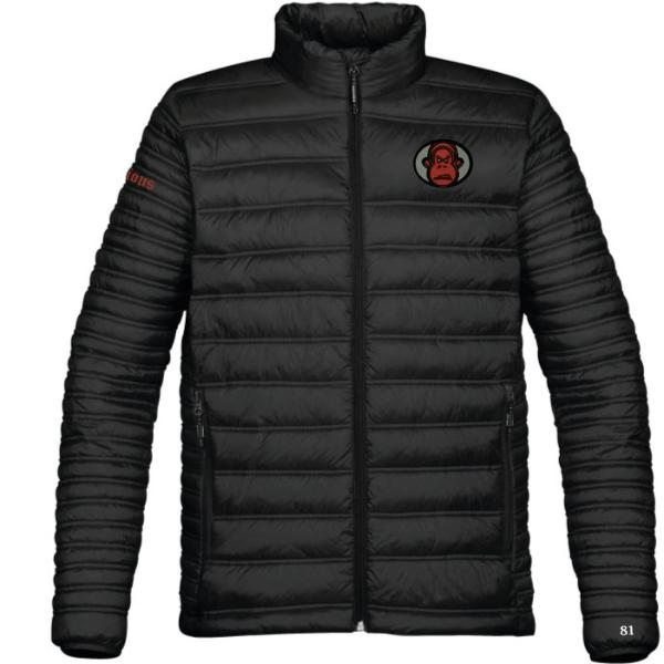 Thermal Jacket Black | FuriousGeorgeWinter