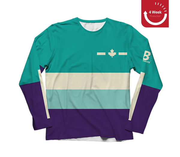 Retro Dark Long Sleeve | Ultilife