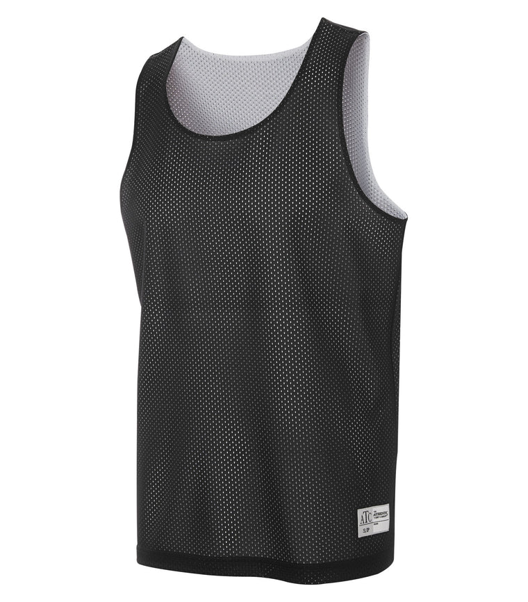 Mesh Reversible Tank Top | by ATC