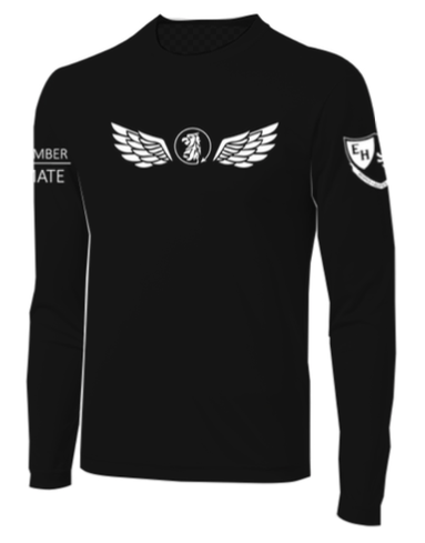 Eric Hamber Sr (A) Ultimate Long Sleeve Warmup