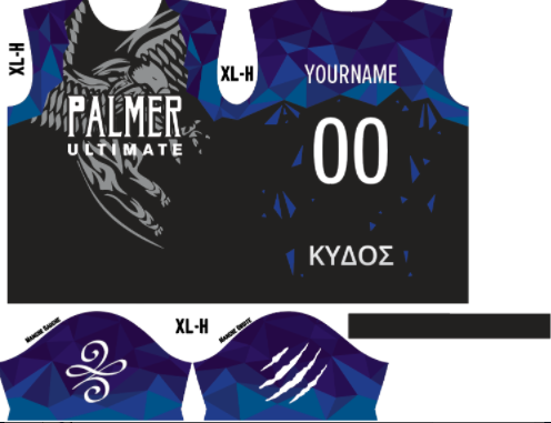 Palmer Ultimate Fully Sublimated Jersey