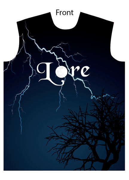 BE Ultimate Sublimated SS Jersey Dark | Lore2018
