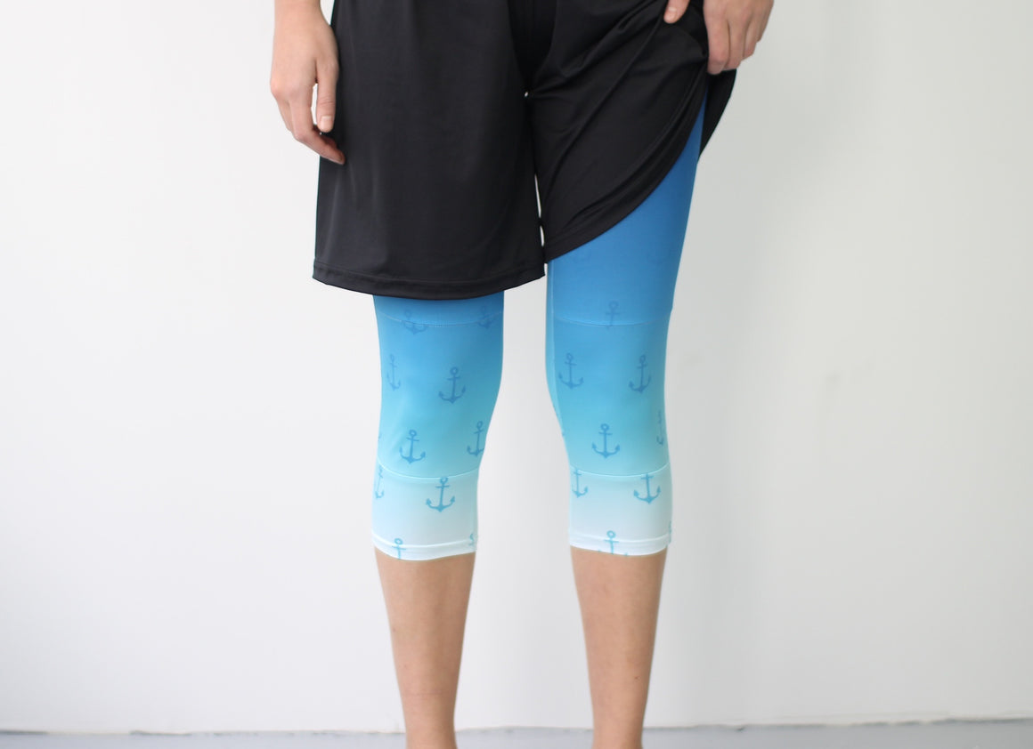 Women's Ultimate Full Sub Leggings | The Skipper