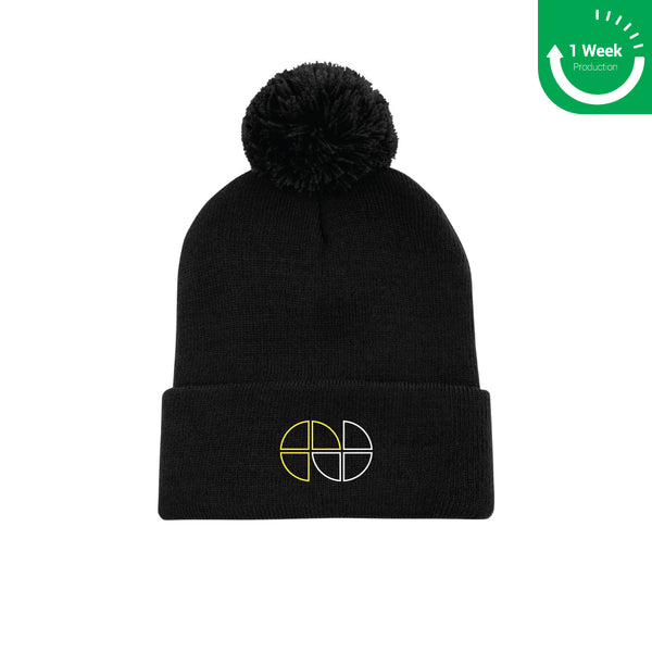 Embroidered Toque | Winnipeg Pretty Boys and Handsome Girls Winter Apparel