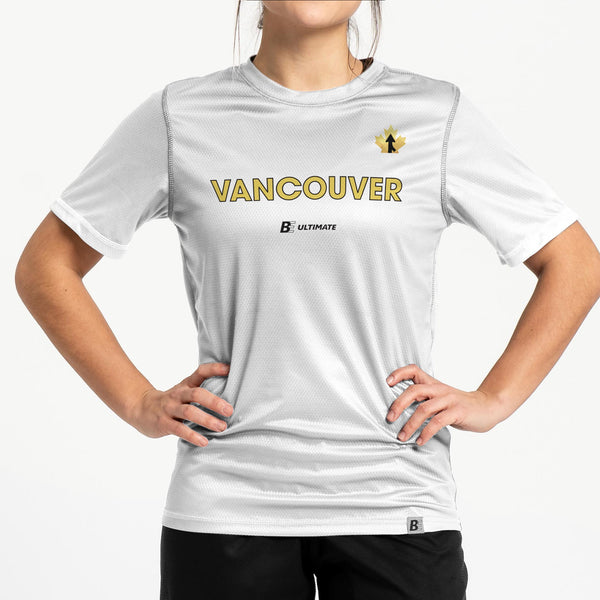 City Training Shirt Short Sleeve | Vancouver Traffic
