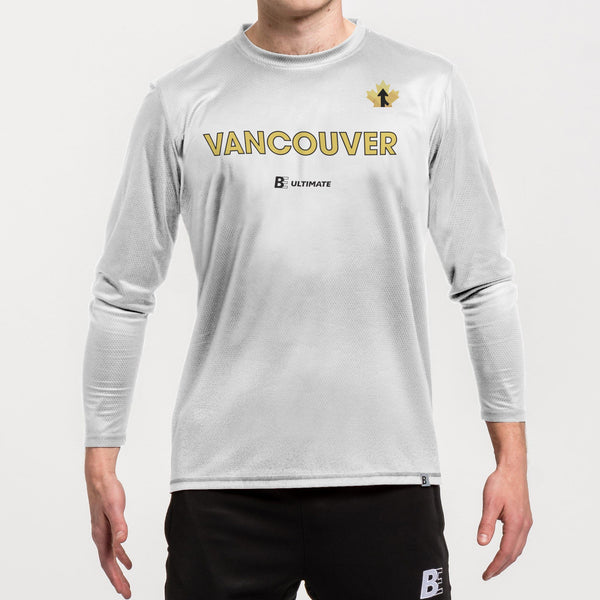 City Training Shirt Long Sleeve | Vancouver Traffic