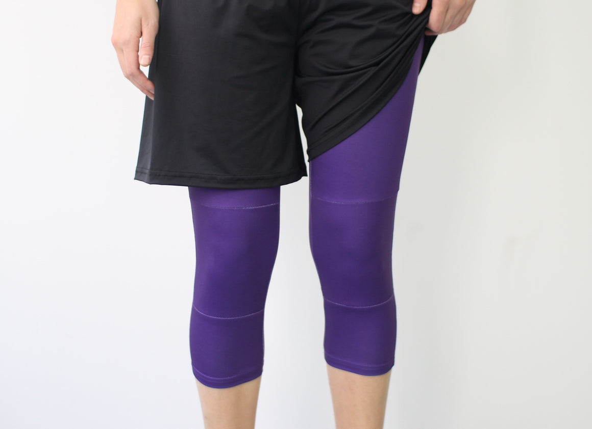 Women's Full Sub Leggings | Ultraviolet