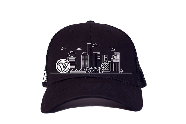 Lo-Pro Trucker Embroidered Hat | Vancouver Ultimate League