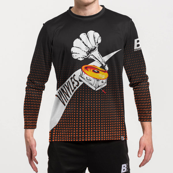 Full Sub N-Knit Long Sleeve | Quebec Vinyles