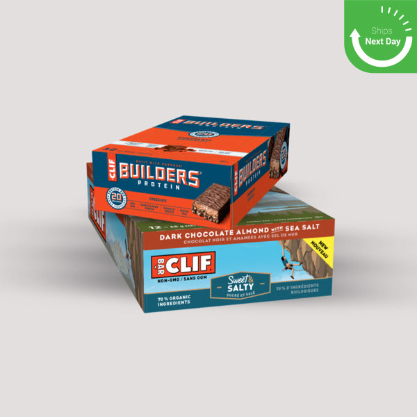2 x CLIF BAR Products | CLIF