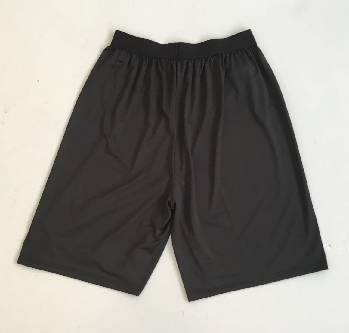Taïga Ultimate Black Polyester Shorts