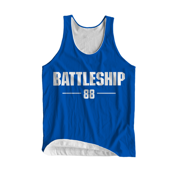 Full Sub N-Knit Singlet Dark | Battleship