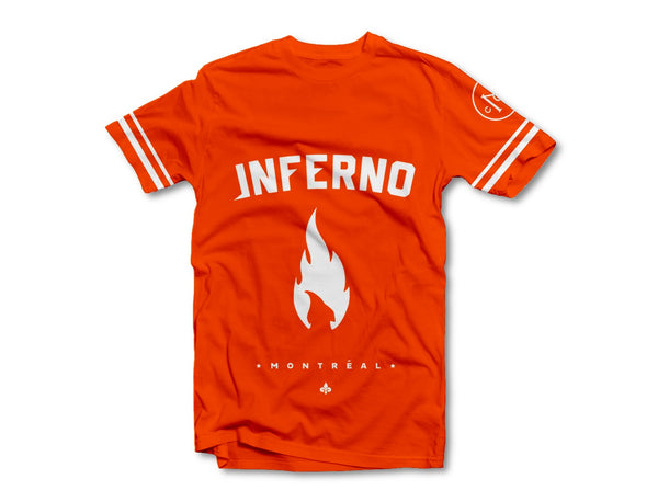 Full Sub N-Knit Short Sleeve Dark | Inferno