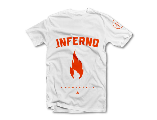 Full Sub N-Knit Short Sleeve Light | Inferno