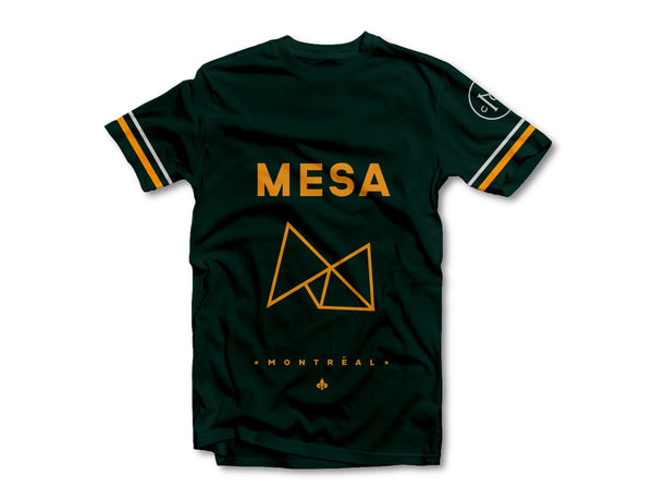 Full Sub N-Knit Short Sleeve Dark | Mesa