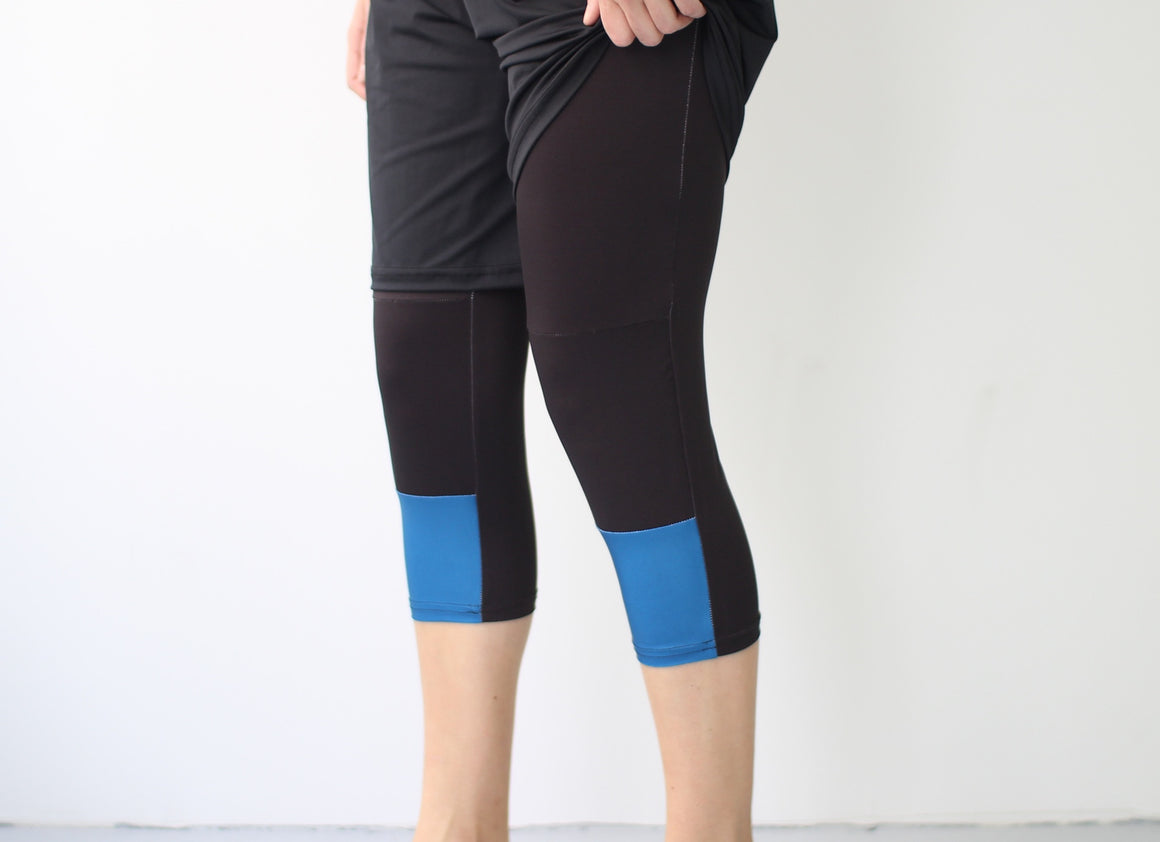 Women's Full Sub Leggings | The Blue Grass