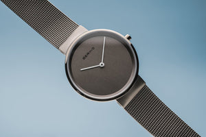 Bering Classic Brushed Silver 31mm Watch