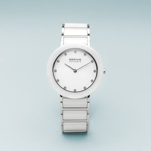 Load image into Gallery viewer, Bering Ceramic Pure White Watch
