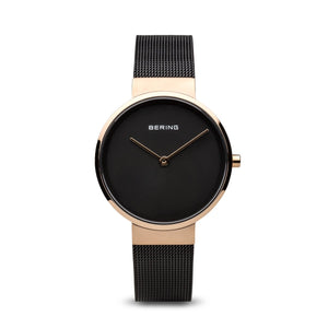 Bering Classic Brushed Gold 31mm Watch