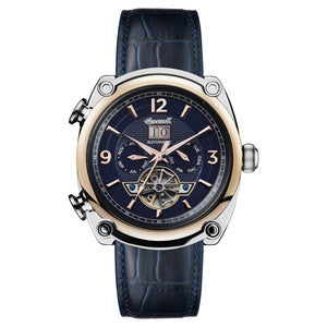 Load image into Gallery viewer, Ingersoll Michigan Automatic Blue Watch