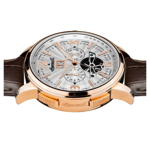 Ingersoll Regent Automatic Brown Watch