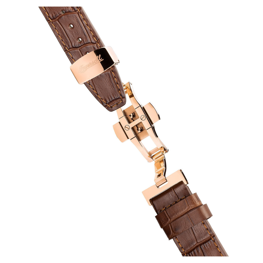 Ingersoll Hawley Automatic Brown Watch