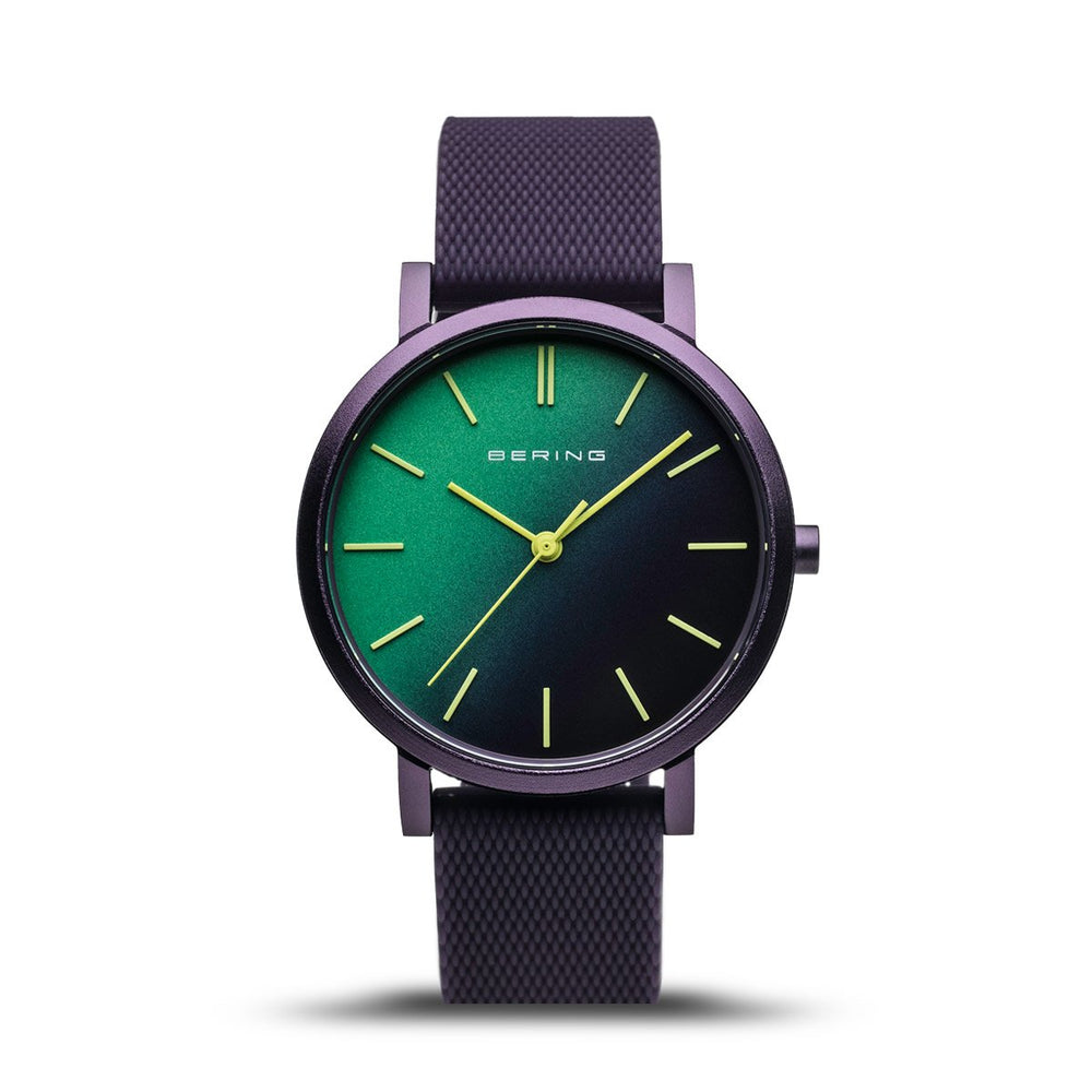 Bering True Aurora Mat Purple Watch
