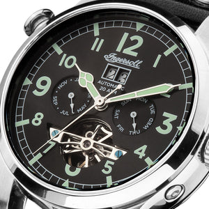 Ingersoll Armstrong Automatic Black Watch