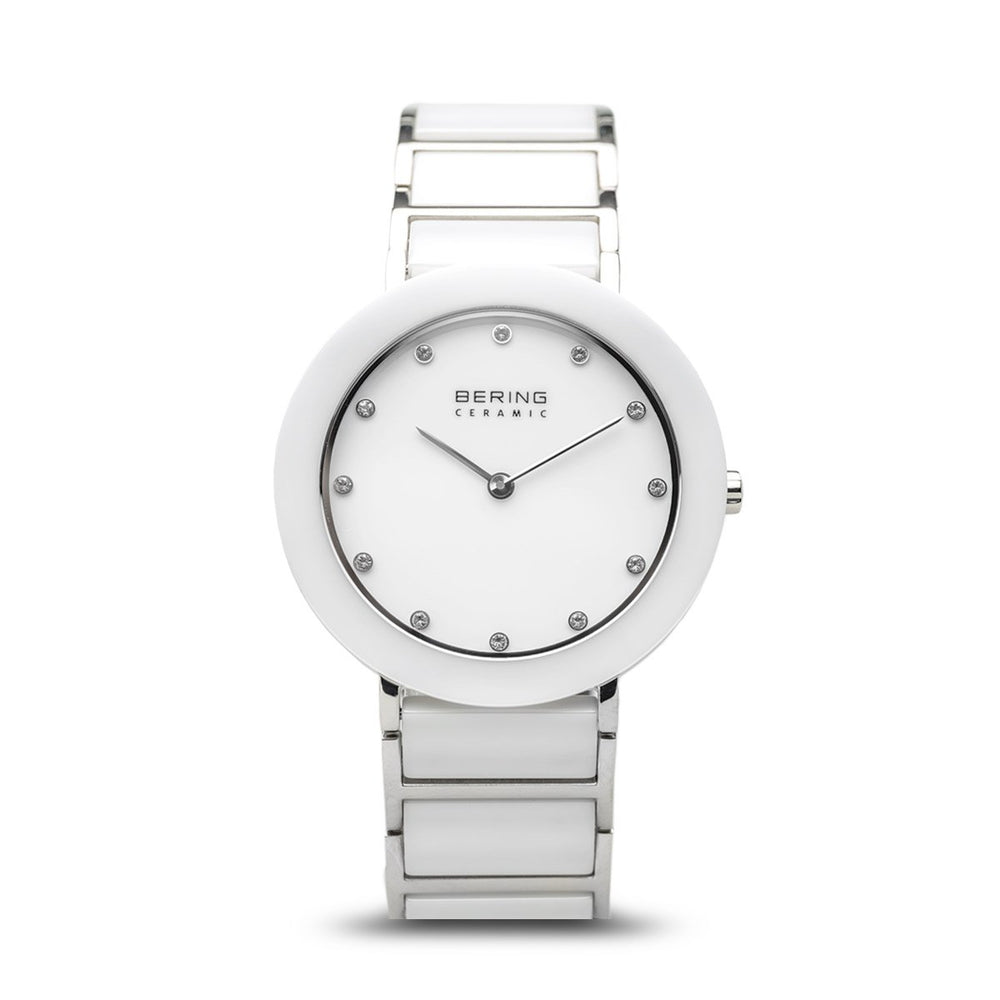 Bering Ceramic Pure White Watch