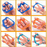 Finger resistance bands rubber bands - Choice Wing
