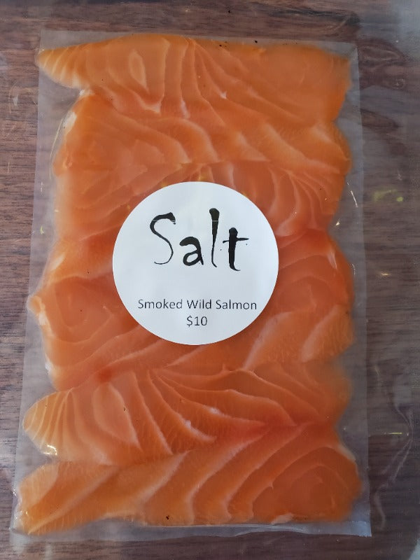 House Smoked Wild Salmon