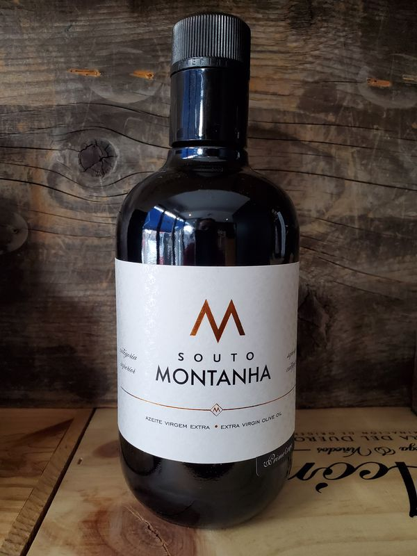 Souto Montanha Extra Virgin Olive Oil