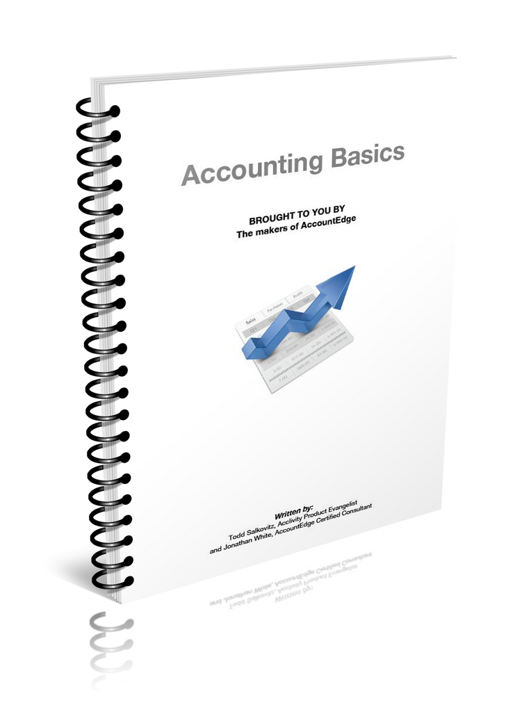 Accounting Basics - introduction to small business accounting