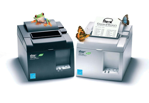 Start point of sale receipt printer