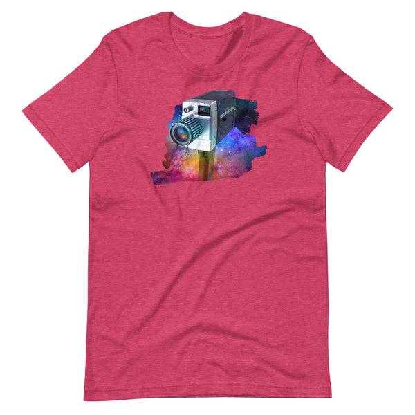 Super 8 in Space Short-Sleeve Unisex T-Shirt